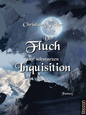 cover image of Der Fluch der schwarzen Inquisition