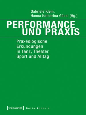cover image of Performance und Praxis