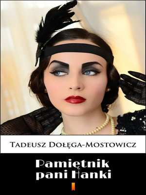 cover image of Pamiętnik pani Hanki