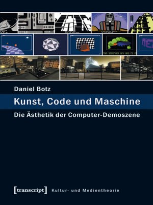 cover image of Kunst, Code und Maschine