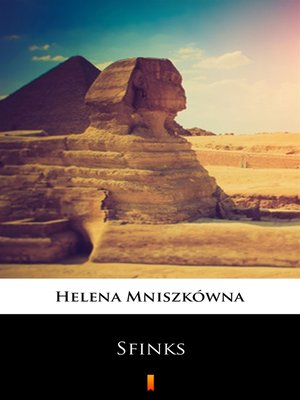 cover image of Sfinks