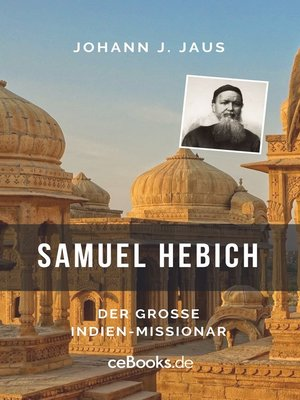 cover image of Samuel Hebich