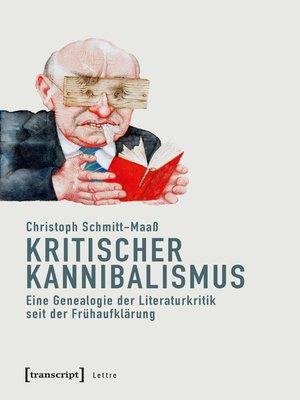 cover image of Kritischer Kannibalismus