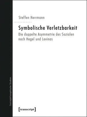 cover image of Symbolische Verletzbarkeit