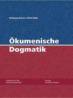 cover image of Ökumenische Dogmatik