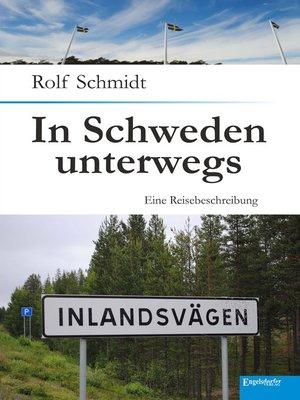 cover image of In Schweden unterwegs