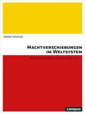 cover image of Machtverschiebungen im Weltsystem