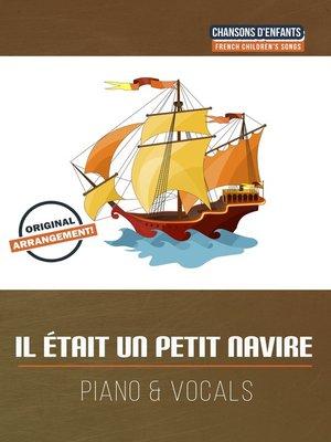 cover image of Il etait un petit navire