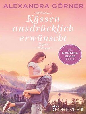 cover image of Küssen ausdrücklich erwünscht