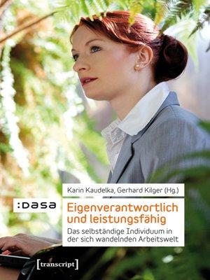 cover image of Eigenverantwortlich und leistungsfähig
