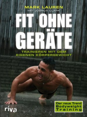 cover image of Fit ohne Geräte