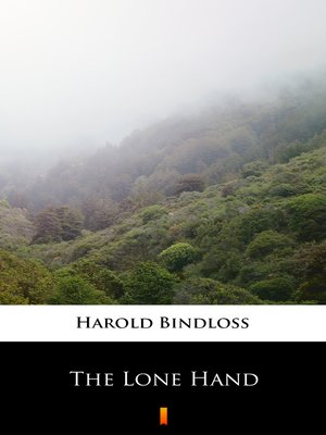 cover image of The Lone Hand