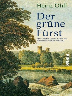 cover image of Der grüne Fürst
