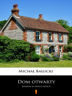 cover image of Dom otwarty