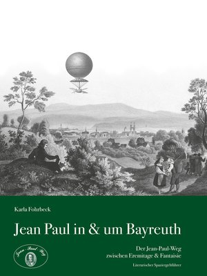 cover image of Jean Paul in & um Bayreuth