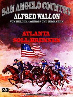 cover image of Atlanta soll brennen