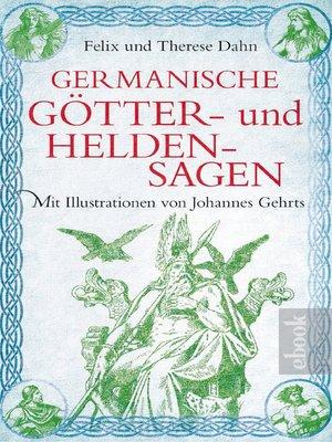 cover image of Germanische Götter- und Heldensagen