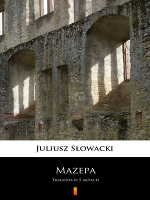 cover image of Mazepa