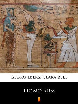 cover image of Homo Sum