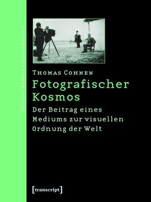 cover image of Fotografischer Kosmos