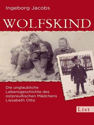 cover image of Wolfskind