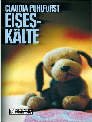 cover image of Eiseskälte
