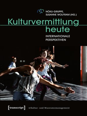 cover image of Kulturvermittlung heute