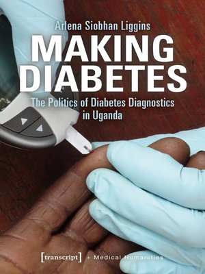 cover image of Making Diabetes