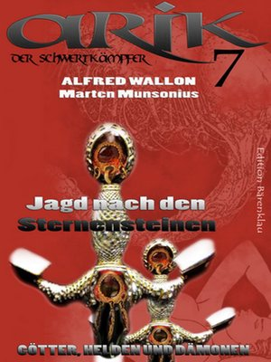cover image of Arik der Schwertkämpfer 7