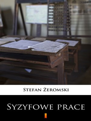 cover image of Syzyfowe prace
