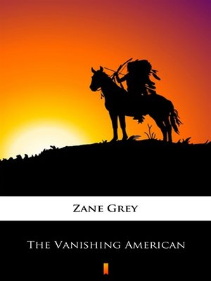 cover image of The Vanishing American