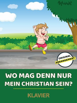 cover image of Wo mag denn nur mein Christian sein?