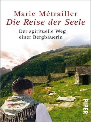 cover image of Die Reise der Seele