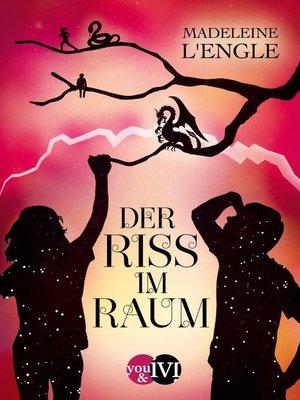 cover image of Der Riss im Raum