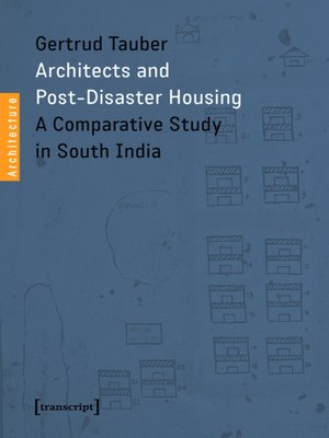 cover image of Architects and Post-Disaster Housing
