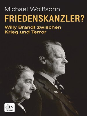 cover image of Friedenskanzler?