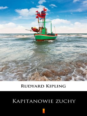 cover image of Kapitanowie zuchy