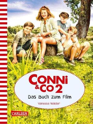cover image of Conni & Co 2--Das Buch zum Film (ohne Filmfotos)