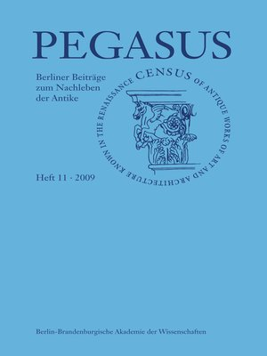 cover image of Pegasus / Pegasus 11