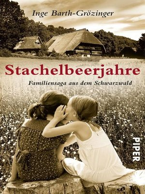 cover image of Stachelbeerjahre