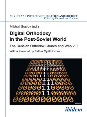 cover image of Digital Orthodoxy in the Post-Soviet World