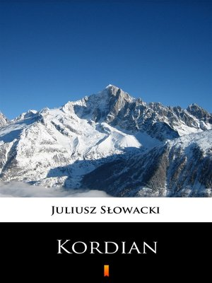 cover image of Kordian