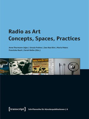 cover image of Radio as Art