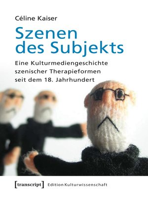 cover image of Szenen des Subjekts