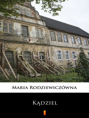 cover image of Kądziel