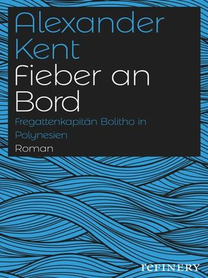 cover image of Fieber an Bord