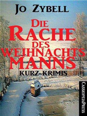 cover image of Die Rache des Weihnachtsmanns