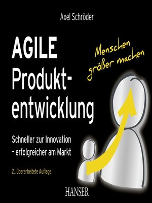 cover image of Agile Produktentwicklung