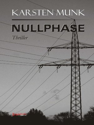 cover image of Nullphase. Thriller