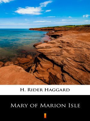 cover image of Mary of Marion Isle